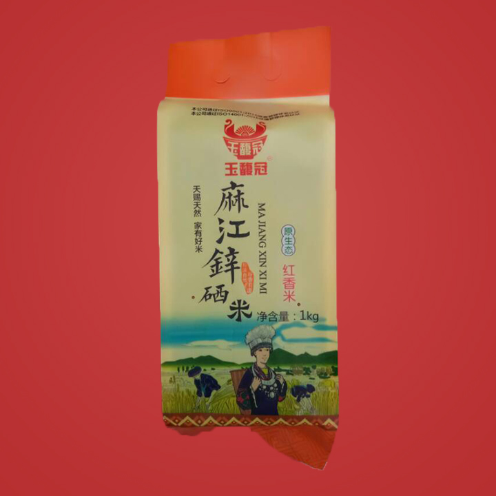 玉馥冠红香米_1kg